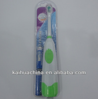 Electronics Toothbrush with 2xAA batteries
