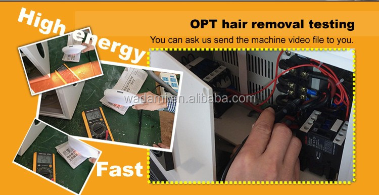 SHR machine/Forever Free Hair Removal shr IPL machine from China Factory