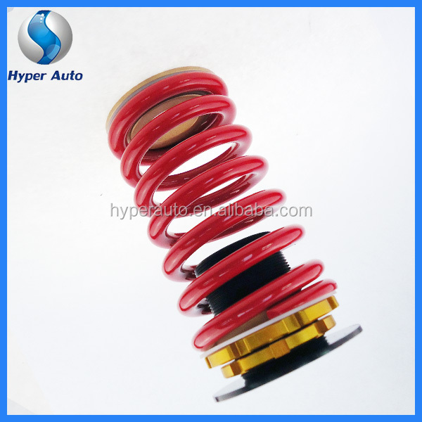 Racing Adjustable Lower Locking Ring Coilovers Adjustment Rings Coils Perch
