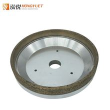Made in China bowl-shaped continuous durable and sharp abrasive tools bowel shape grinding wheel