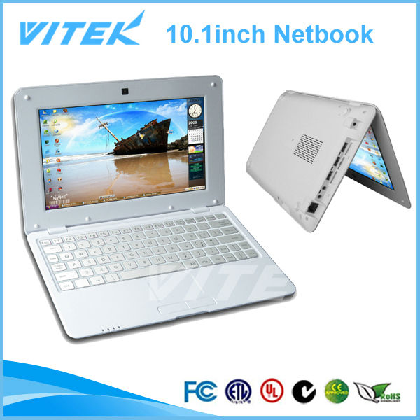 Hot selling 10.1inch Dual core Touch Panel Android low price mini laptop