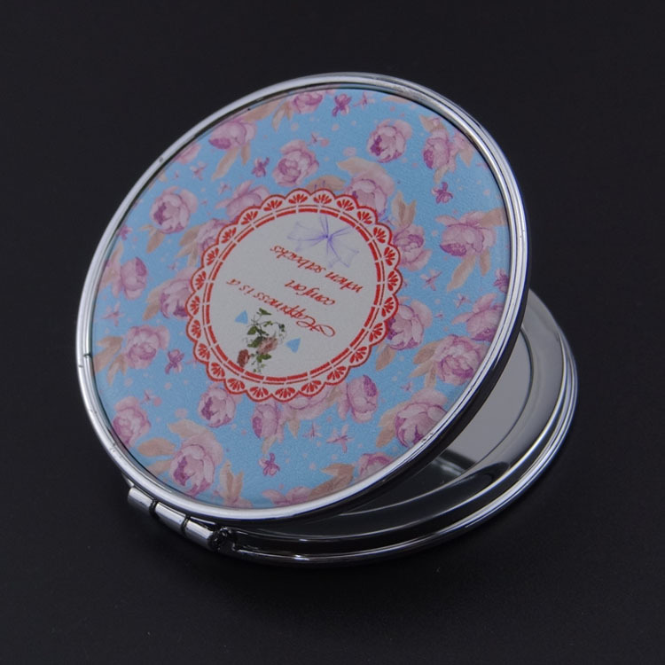 pocket colorful mini mini full length personalized pocket mirror