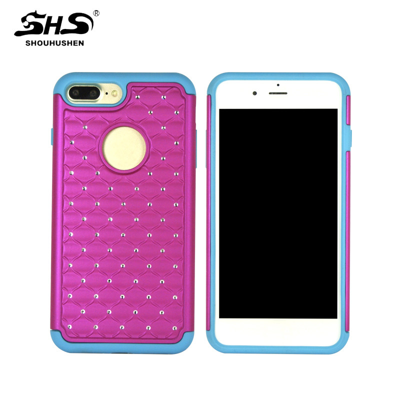 SHS Factory Price Cell Phone Case For Samsung S7 Edge