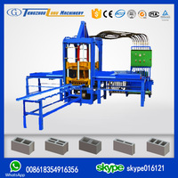 qt3-20 block beton/brick machine machine