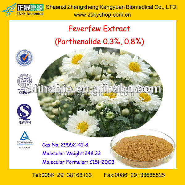 Manufacture Supply Chamomile Extract/Feverfew Extract