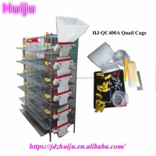 Customized Pictures High Quality Quail Breeding Cages For Quail Farming HJ-QC400A
