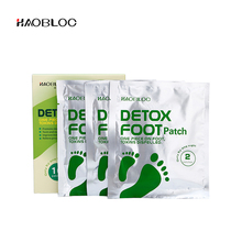 2018 Hot Sale Relax Bamboo Vinegar Detox Foot Patch