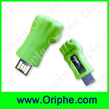 Plastics, fist, Hulk, sliding, wrists,USB Flash Drive(UDN3563)