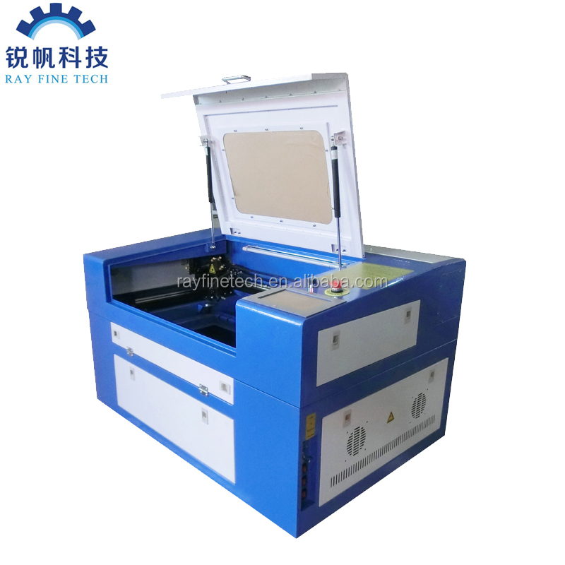 High precison RDcam 80watt 3050 laser cutter/engraver for acrylic paper wood