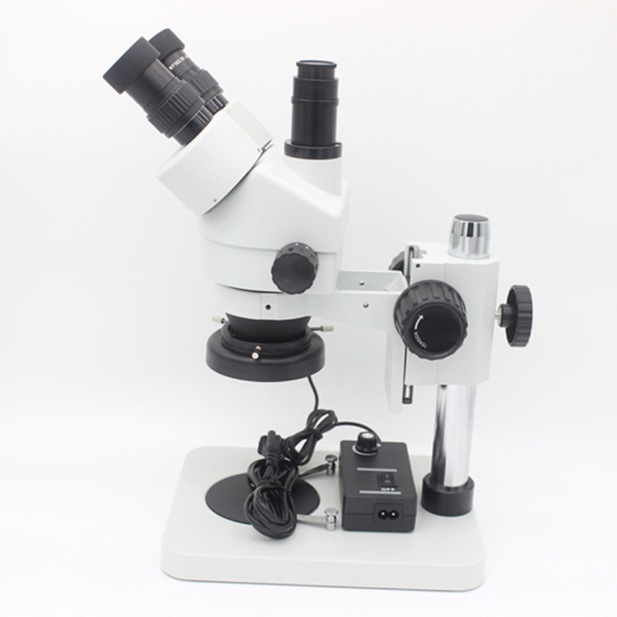 USB/VGA/AV/HDMI interface digital camera ternary microscope/Stereo Microscope/microscopes
