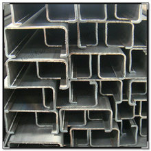 Q235 Galvanized Light Steel Purlin for Steel Structure