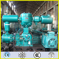 LW-20/8 Non-Lubrication water-cooled two stage reciprocating compressor