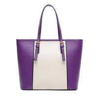 Italy style brands tote leather handbags ladies 2017