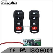 DC 12V 1 CH 1CH RF Wireless Remote Control Switch System Mini Receiver Board,315/433 MHZ 2 Transmitter And 2 Receiver