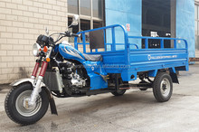 Water Cooled Three Wheels Interchange Cargo Motor Tricycle Single Cylinder