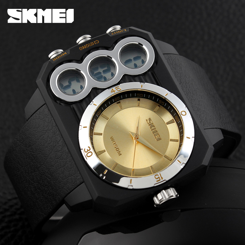 newest gold man goods father 's day sets men watches men luxury brand