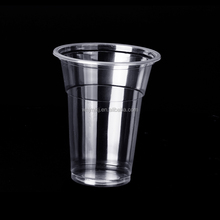 13oz (400cc) High Clear PP Plastic Disposable Cup