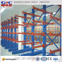 Powder Coating and Heavy Duty Warehouse Adjustable Cantilever Rack/Shelf