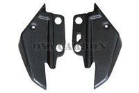 Carbon fiber motorcycle Small Side Panels for Aprilia Shiver 2009-2010