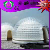 HI CE top quality Beautiful inflatable wedding tents/giant inflatable dome tent