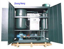 Series TY Vacuum and Centrifugal Turbine Oil Renew Machine/waste water treatment process/lube and oil