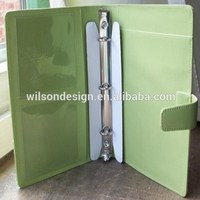 Paper Notebooks Organizer In Office And