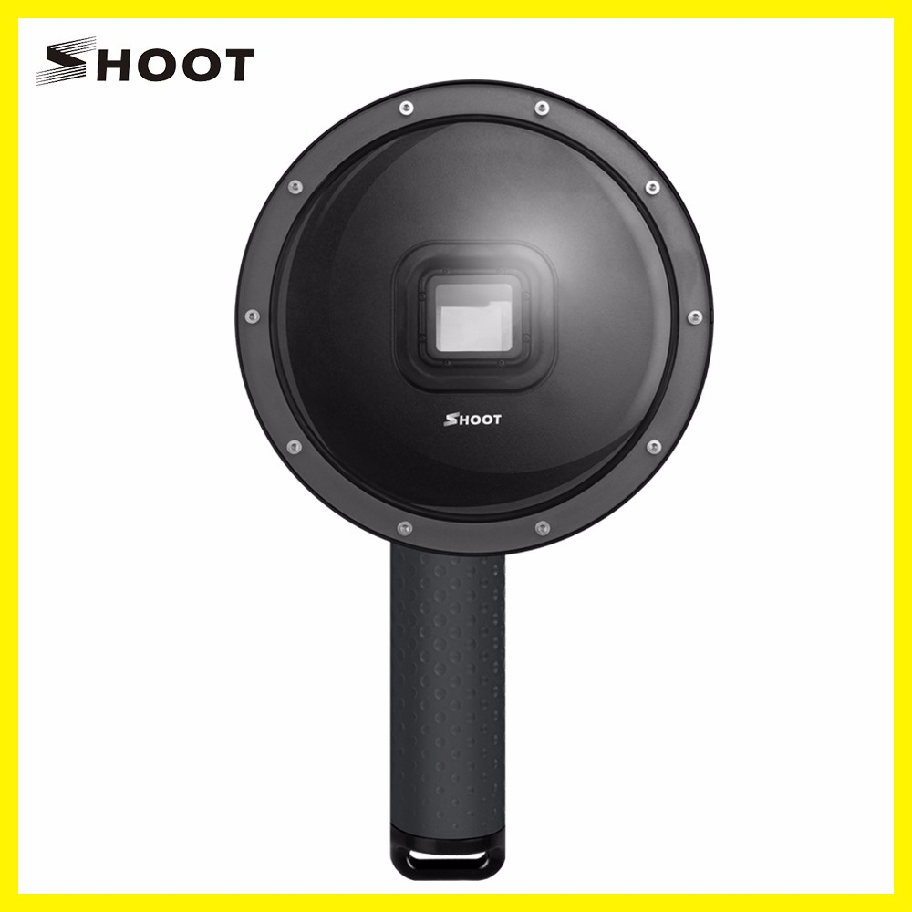 New Wholesale Factory Price Gopro Dome Port Waterproof Housing Cover For Gopro Hero5