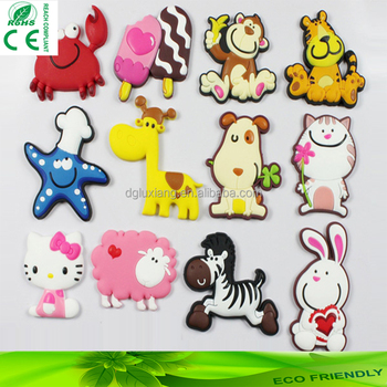 HOT SEAL Promotion Animal shape kids refrigerator magnets