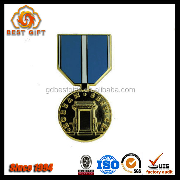 Engrave Logo Class Officer Commendation Emblem For Pocket Accessary