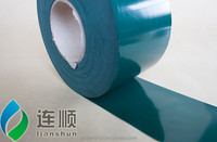 Lianshun Petrol Green PU Film For Conveyor Belt Joint