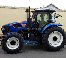 cheap 130hp 4*4 farming tractors for sale germany
