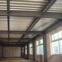 Prefabricated Building Materials Structural Light Frame Steel Made In China