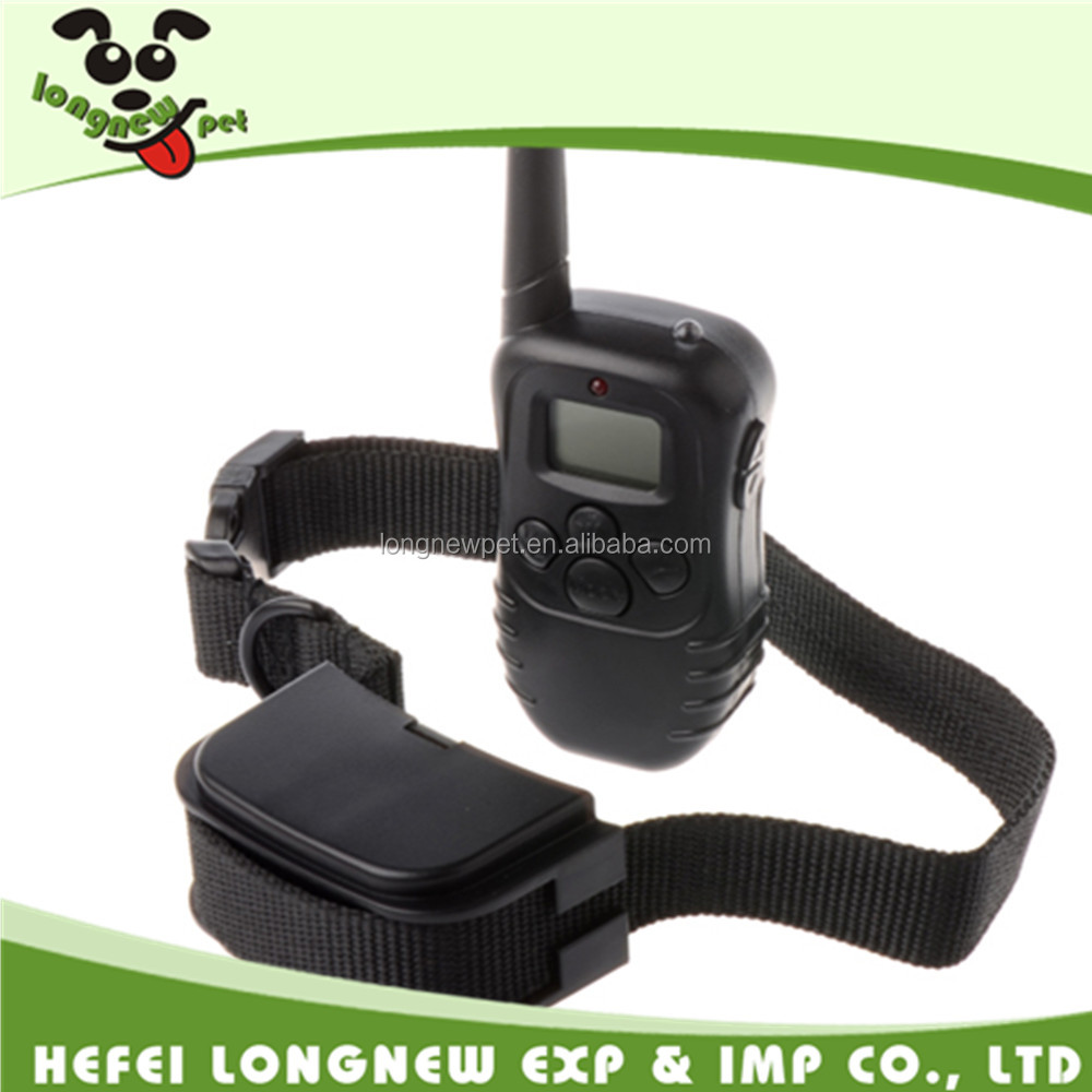 300 Yard range Remote Electric Shock Pet Dog Training Collar