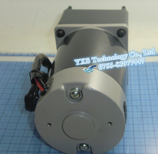 DC 12v/24v 40w 2.2a 10 times reduction DC geared motor Z4D40-24GN 4GN 10K Flip motor with gear box