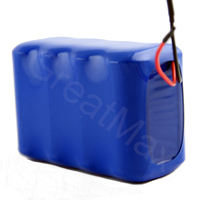 Rechargeable 63wh 14.4v 4400mah li-ion battery pack for Laser blood collector
