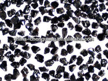 Black synthetic diamond CBN powder