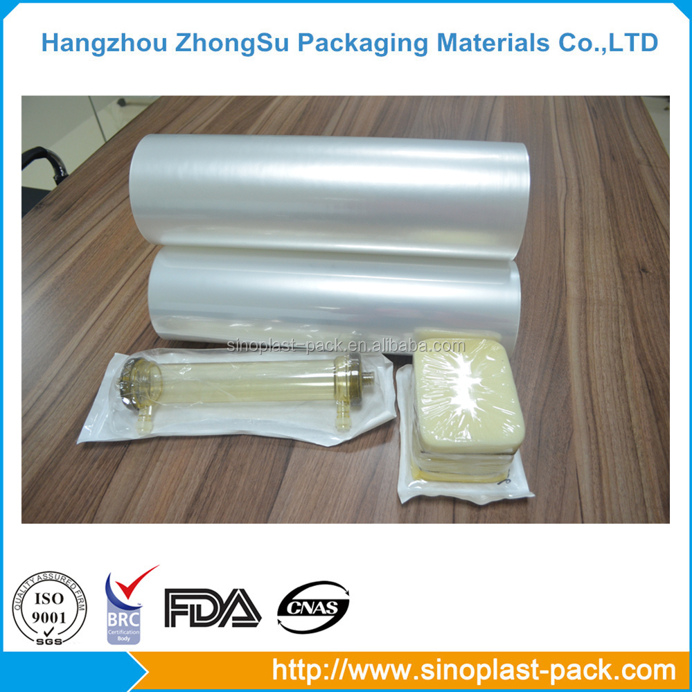 packing material of furniture sachet packing material transparent polyester film roll