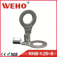 WeHo RNB Non Insulated cord end Aluminium Cable Lug