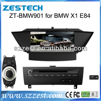 ZESTECH OEM Autoradio DVD GPS Navigation Multimedia For BMW X1 E84