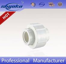 Manufacture good selling PVC BS Thread Water Supply Fittings FEMALE MALE UNION ELBOW