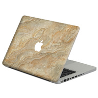 Facyory price Marble texture Laptop Accessories Decals Skins for Macbook stickers