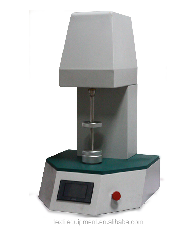 automatic crease recovery ability tester,crease recovery test machine,bend and fold test machine