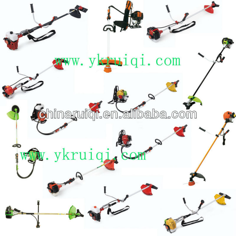 Yongkang factory 52cc grass cutter lawn mower spare parts price