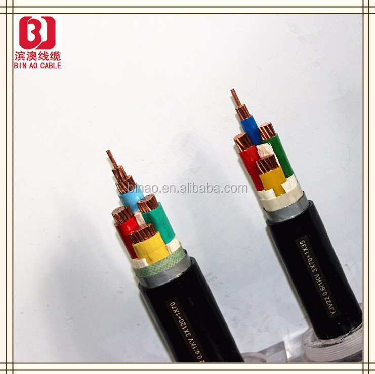 XLPE Insulation 0.6/1KV Flat Power Cable,Cables Power Cable