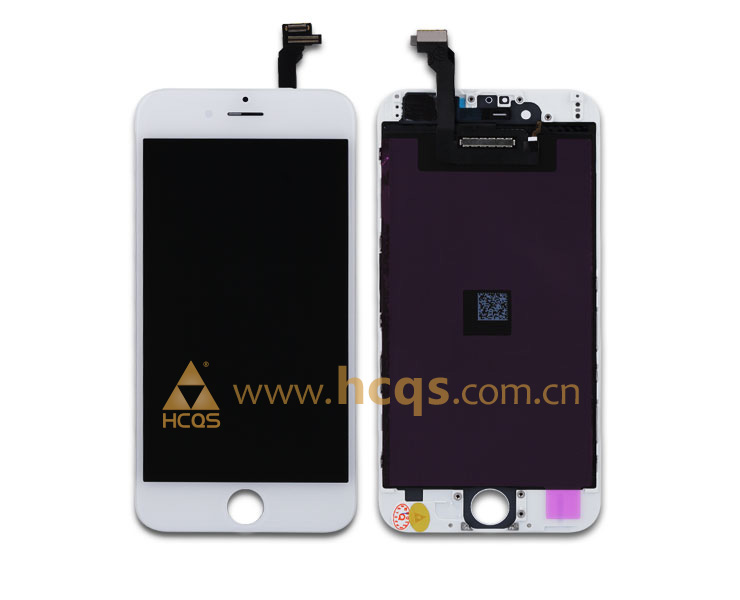 HCQS Best supplier For lcd iphone 6 plus Original Recycle broken lcd screen for iphone 6