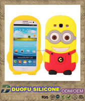 Whole sale minions mobile phone cover case
