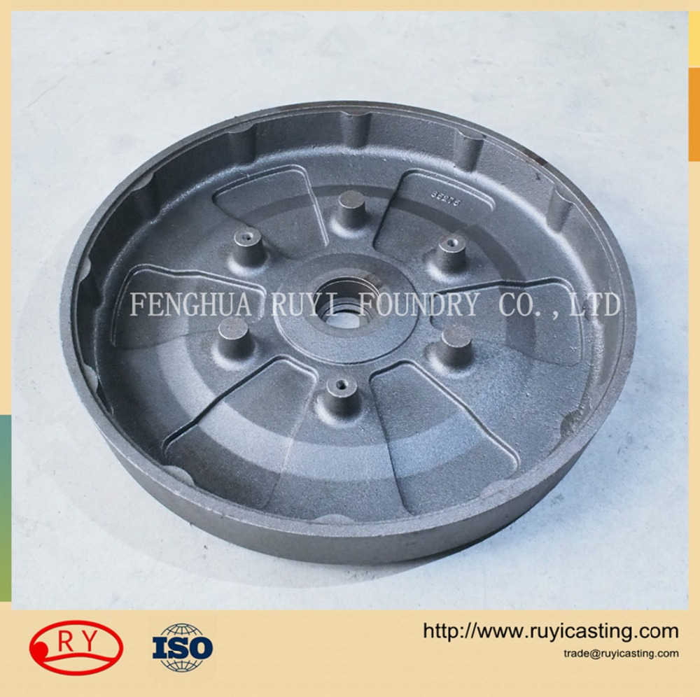 good quality from Ningbo China ductile cast iron and grey cast iron valve cover