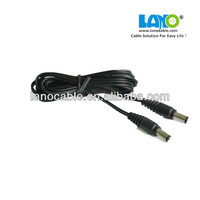 Low price 12v 5.5*2.1mm car charger dc power cable