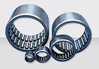 Needle roller bearing model list and price list