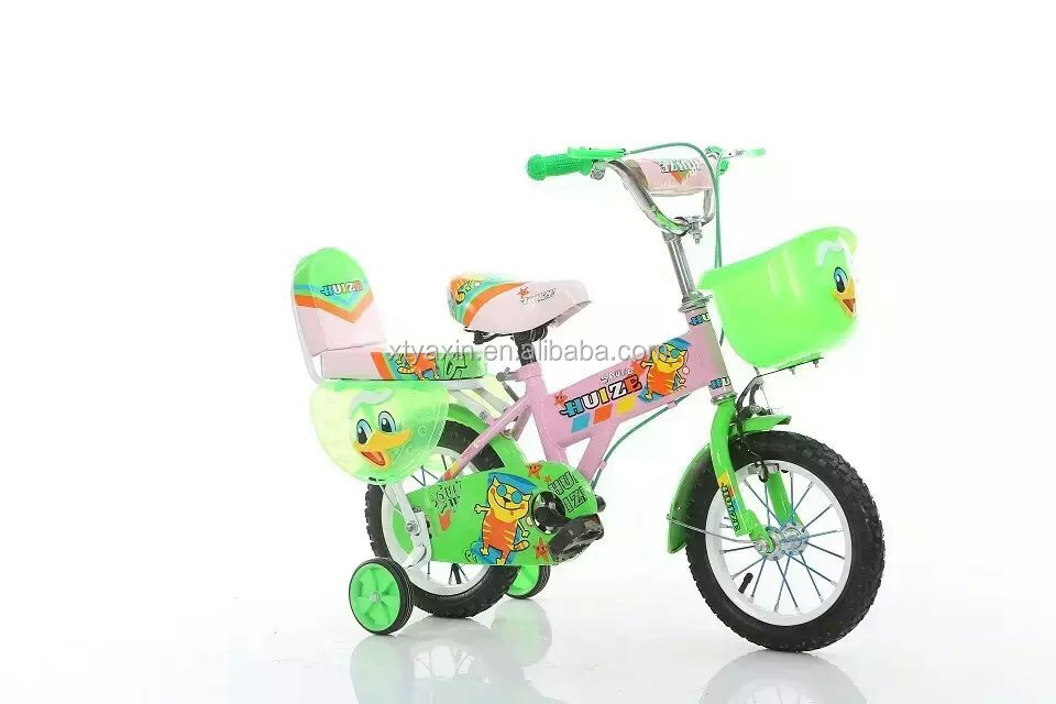 children bicycles exported to Europe, Africa, South America